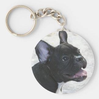 Französische Bulldogge keychain Schlüsselanhänger