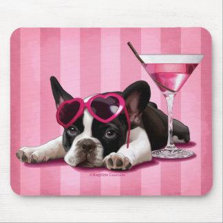 Französische Bulldogge Mousepad