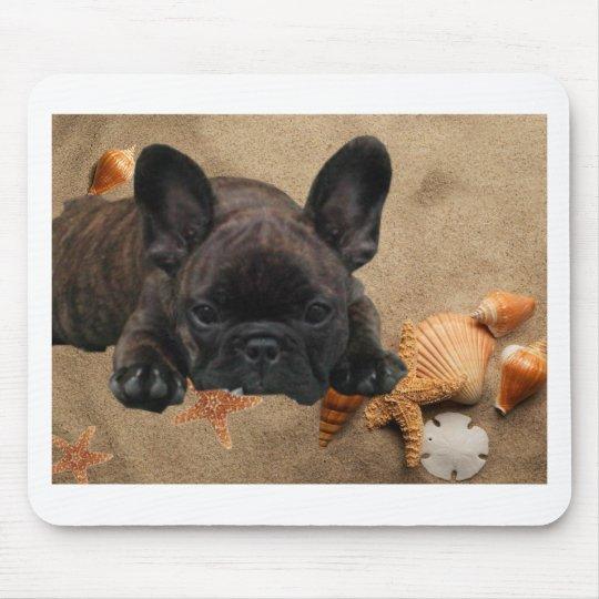 Französische. Bulldogge Mousepad