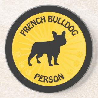 Französische Bulldogge Xing Untersetzer