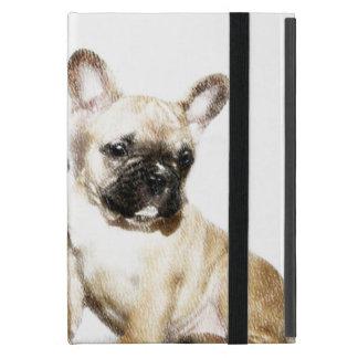 Französische Bulldoggen iPad Mini Etui