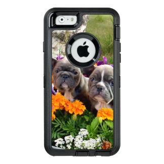 Französische Bulldoggen Otterbox Telefonkasten OtterBox iPhone 6/6s Hülle