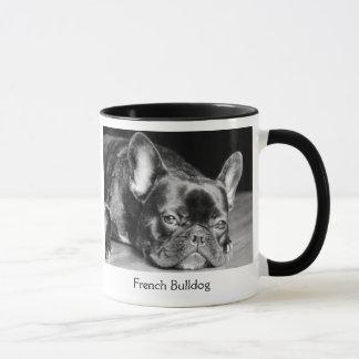 Französische Bulldoggen-Tasse Tasse