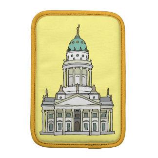 Französische Kathedrale Berlin iPad Mini Sleeve