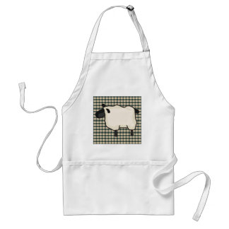Französische Land-Schaf-Schürze Schürze