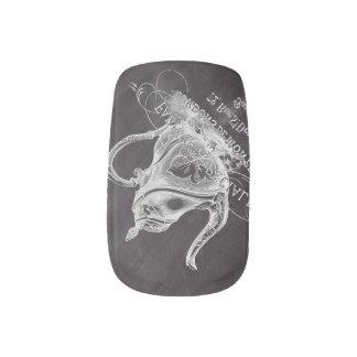 französische Landparis-Tee-Party-Tafelteekanne Minx Nagelkunst