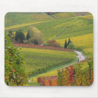 Französische Landschaft Mauspads