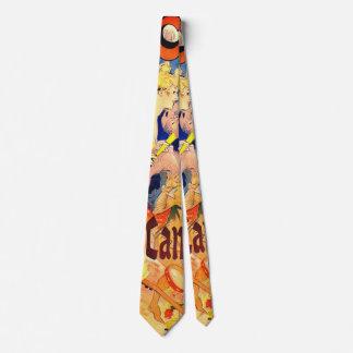 Französische Nachtklub-Anzeige 1891 Individuelle Krawatte