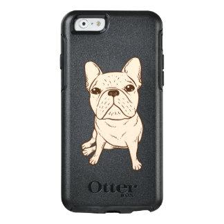 Französische Sahnebulldogge OtterBox iPhone 6/6s Hülle
