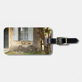 Französischer Haus-Gepäckanhänger Gepäckanhänger