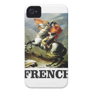 Französischer Kommandant iPhone 4 Hüllen