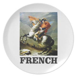 Französischer Kommandant Teller