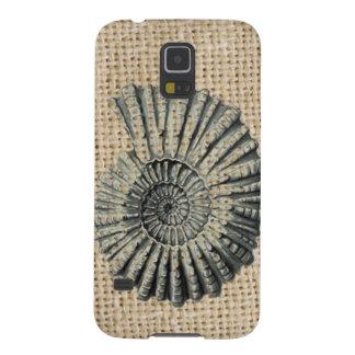 französischer Landleinwand-Strand schicker Samsung S5 Cover