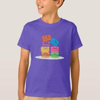 Französischer süßer Nachtisch des T-Shirt