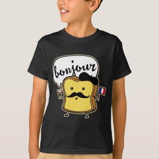Französischer Toast T Shirt