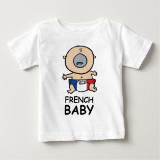 Französisches Baby Baby T-shirt