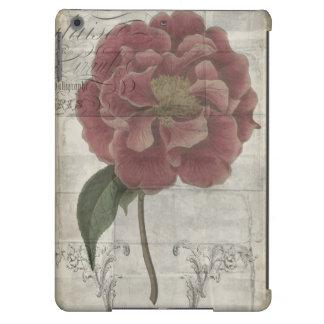 Französisches Blumen-III iPad Air Hülle