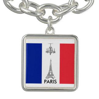 Französisches Charm Armband