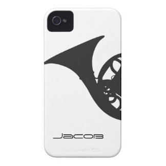 Französisches Horn iPhone 4 Hüllen