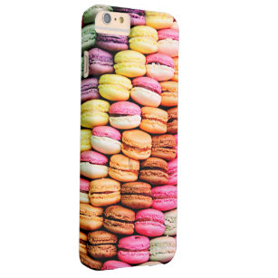 Französisches macaron barely there iPhone 6 plus hülle