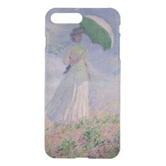 Frau Claude Monets | mit einem Sonnenschirm nach iPhone 8 Plus/7 Plus Hülle