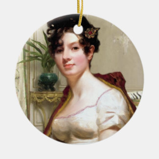 Frau Darcy Ornament