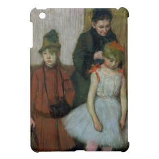 Frau Edgar Degass | mit zwei kleinen Mädchen iPad Mini Hülle