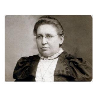 Frau Elizabeth Rupp STONEY von York County, PA Postkarte