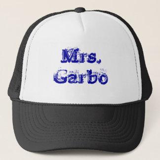 Frau Garbo Truckerkappe