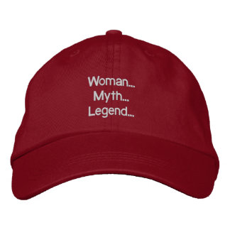 Frau… Mythos… Legende… Hut
