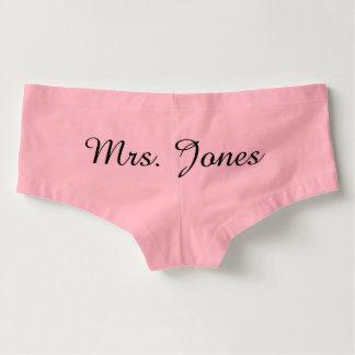 Frau Panties - fertigen Sie besonders an!