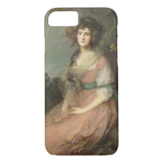 Frau Richard Brinsley Sheridan, 1785 - 87 iPhone 8/7 Hülle