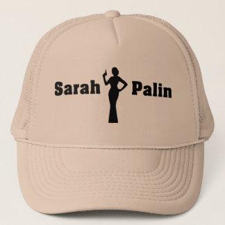 Frau Sarahs Palin des Geheimnis-Hutes - besonders Truckerkappe