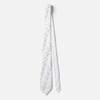 Frau Senator brite Bedruckte Krawatten
