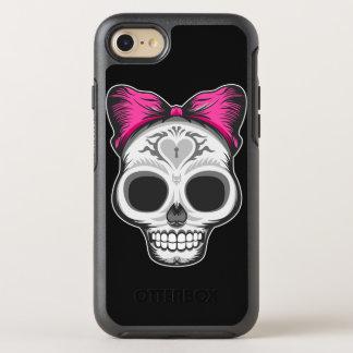 Frau Sugar Skull OtterBox Symmetry iPhone 8/7 Hülle