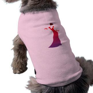 Frau woman shirt