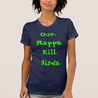 Frauen Alex N Carly Rapps T-Shirt