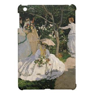 Frauen Claude Monets | im Garten, 1866 iPad Mini Hülle