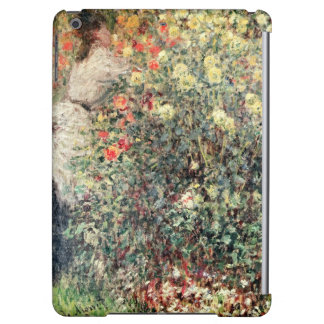 Frauen Claudes Monet | in den Blumen, 1875