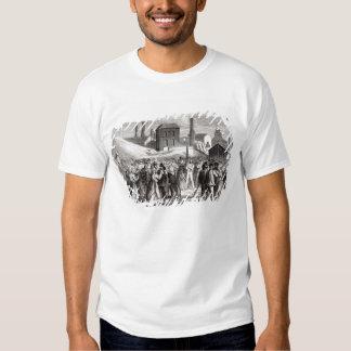 Frauen-Demonstrieren Hemden