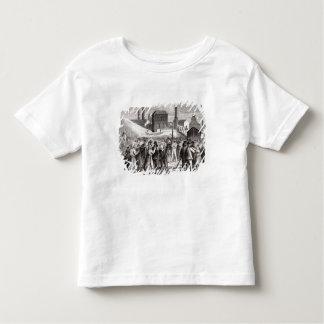 Frauen-Demonstrieren Kleinkind T-shirt