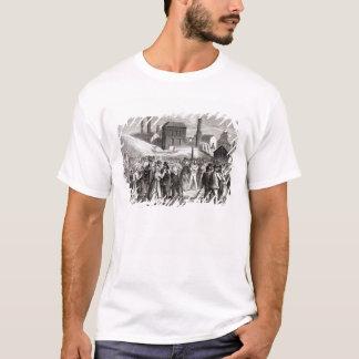 Frauen-Demonstrieren T-Shirt