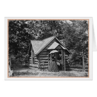 Frauen des zivilen Krieges, Michler Hütte Karte