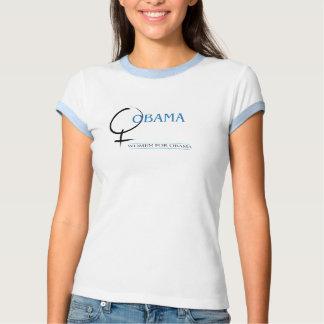 Frauen für Obama Hemd