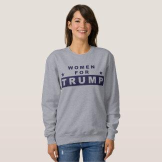 Frauen für Trumpf 2016 Sweatshirt