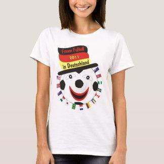 Frauen Fussball 2011 Germany T-Shirt