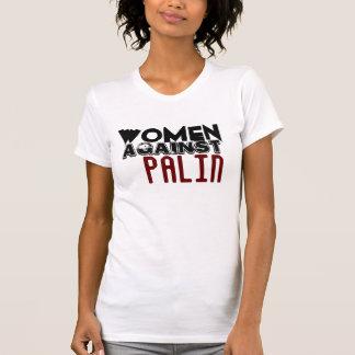 Frauen gegen Palin T-Shirt