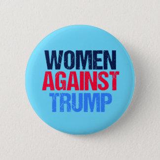 Frauen gegen Trumpf Runder Button 5,7 Cm