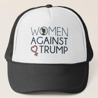Frauen gegen Trumpf Truckerkappe