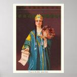 Frauen in der Bibel - Königin Esther Posterdrucke